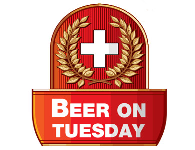 Beer on Tuesday
